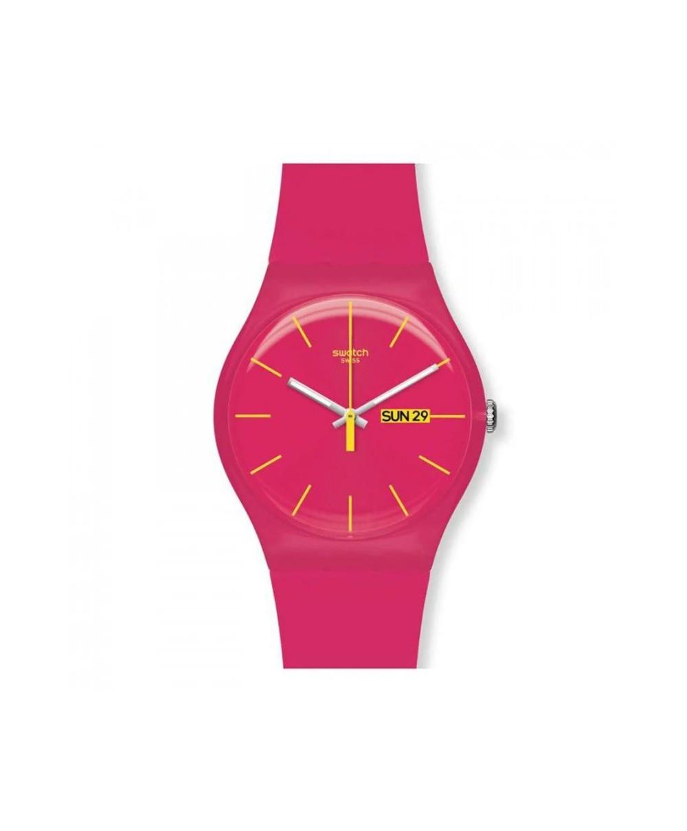 Reloj Swatch Rubine Rebel SUOR704