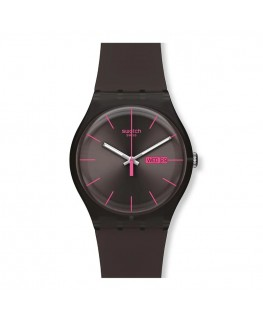 Reloj Swatch Brown Rebel SUOC700