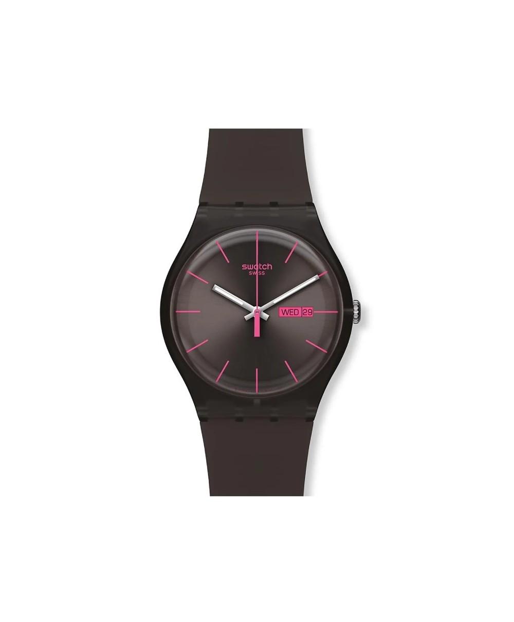 Reloj Swatch Brown Rebel SUOC700