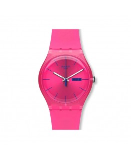 Reloj Swatch Pink Rebel SUOP700