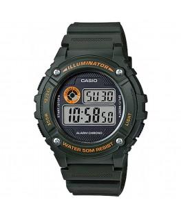 Reloj Casio W-216H-3B
