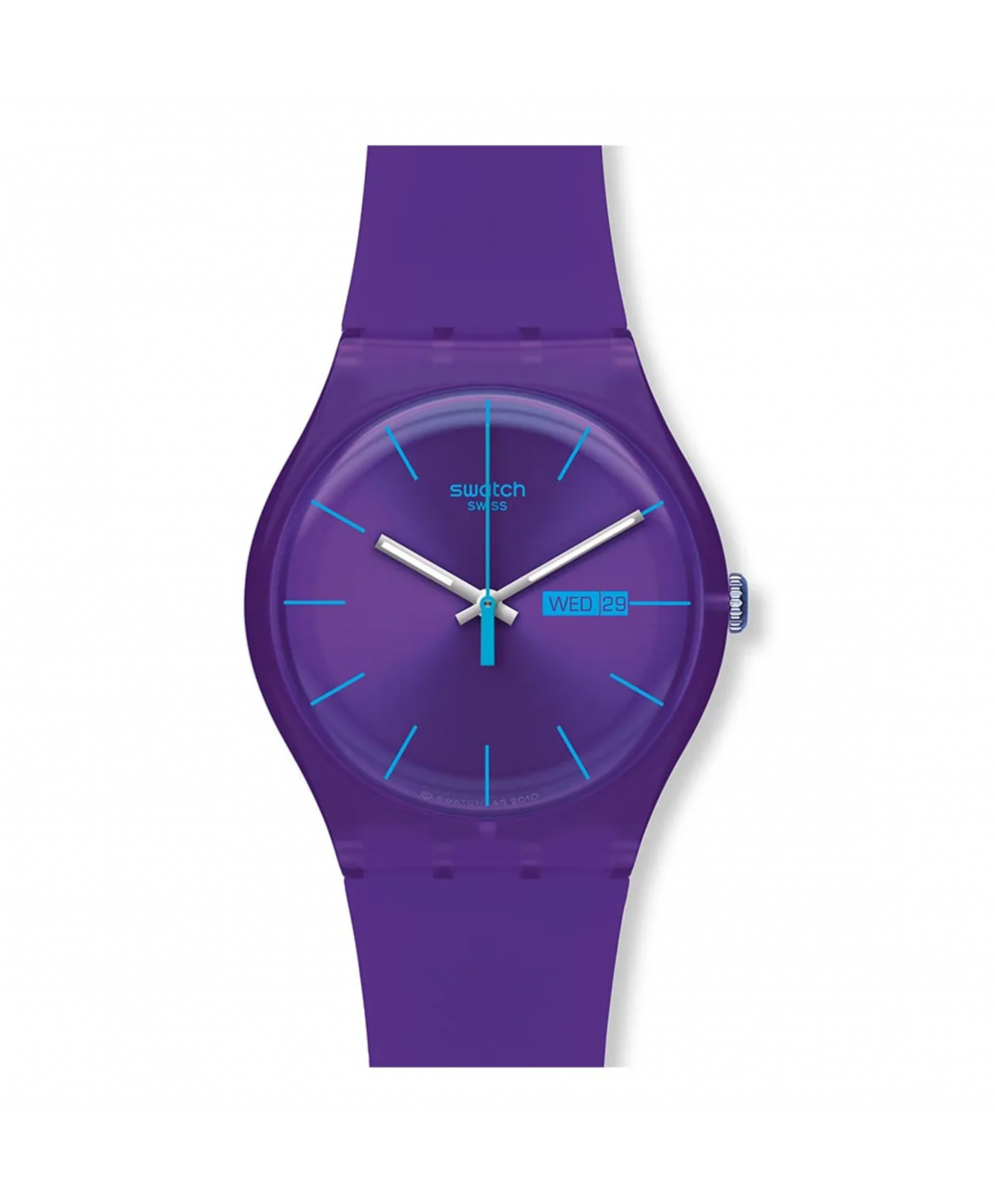 Reloj Swatch Purple Rebel SUOV702