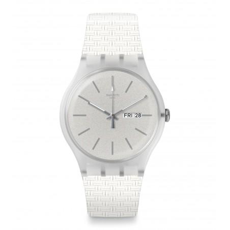 Reloj Swatch Bricablanc SUOW710
