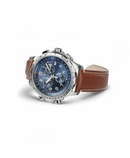 Reloj Hamilton X-Wind GMT Chrono Quartz