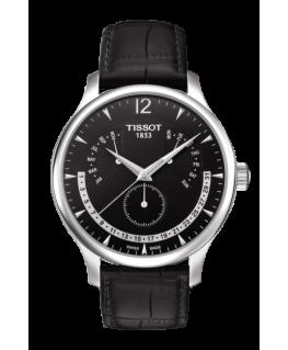 Reloj Tissot Tradition Perpetual Calendar Negro