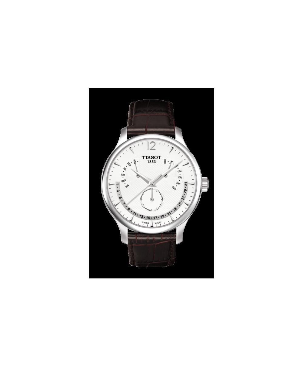 Reloj Tissot Tradition Perpetual Calendar