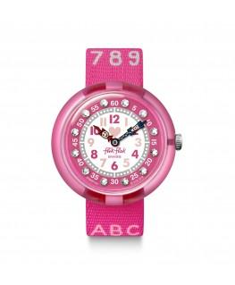 Reloj Flik Flak Pink AB34 FBNP133
