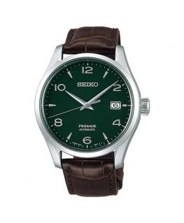 Reloj Seiko Presage Green Enamel SPB111J1