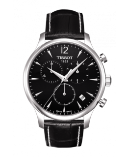 Reloj Tissot Tradition Chronograph Negro