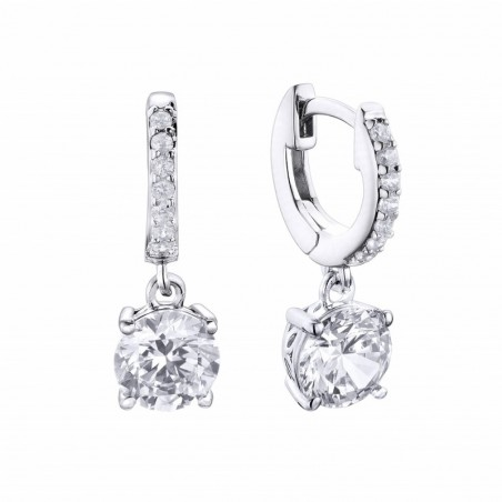 Pendientes Pretty Jewels en Plata