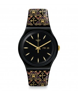 Reloj Swatch Royal Key SUOB730