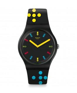 Reloj Swatch Dr. No 1962 SUOZ302