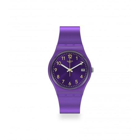 Reloj Swatch Purplazing GV402