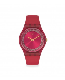 Reloj Swatch Ruby Rings SUOP111