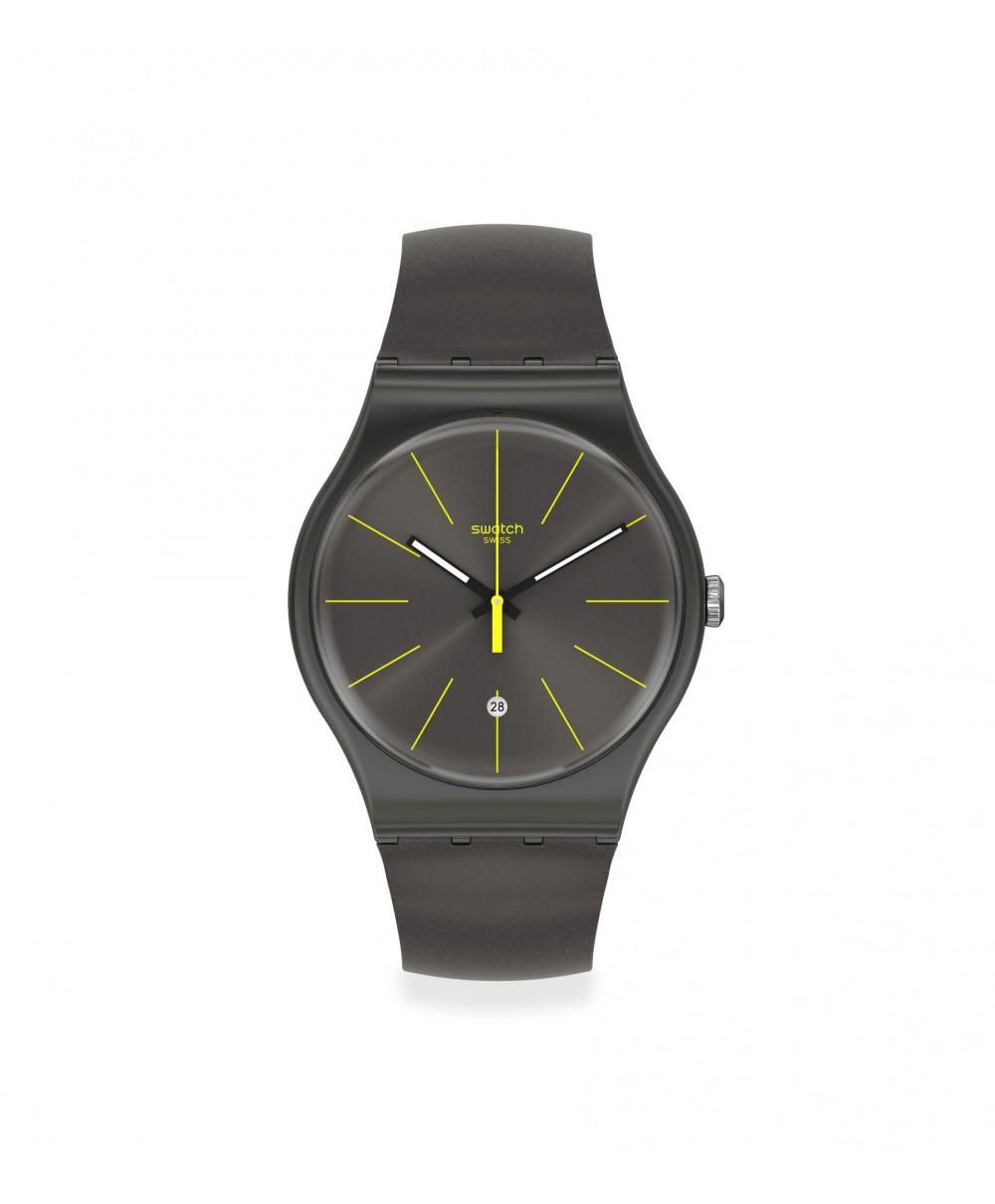 Reloj Swatch Charcolazing SUOB404