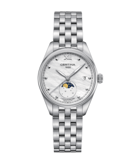 Reloj Certina DS-8 Lady Moon Phase C033.257.11.118.00