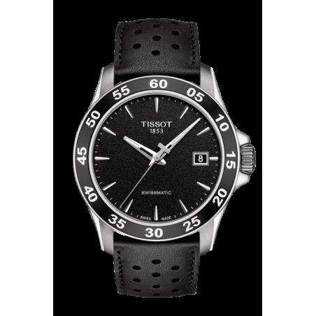 Reloj Tissot V8 Swissmatic Negro
