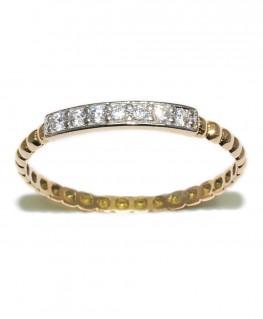Sortija Oro Amarillo 506803-A