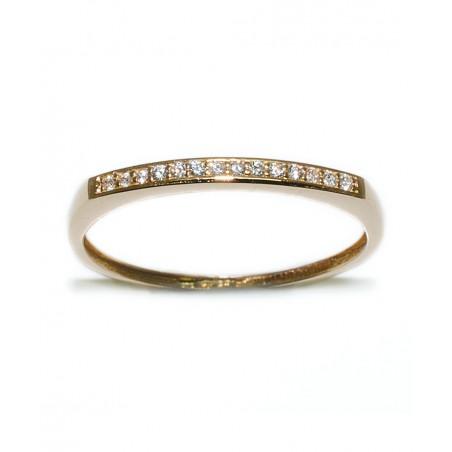 Sortija Oro Amarillo 506802-A