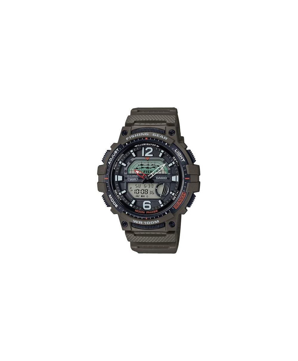 Reloj Casio WSC-1250H-3AVEF