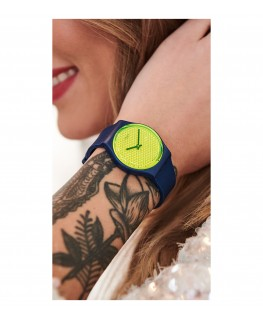 Reloj Swatch Yellowpusher GN266