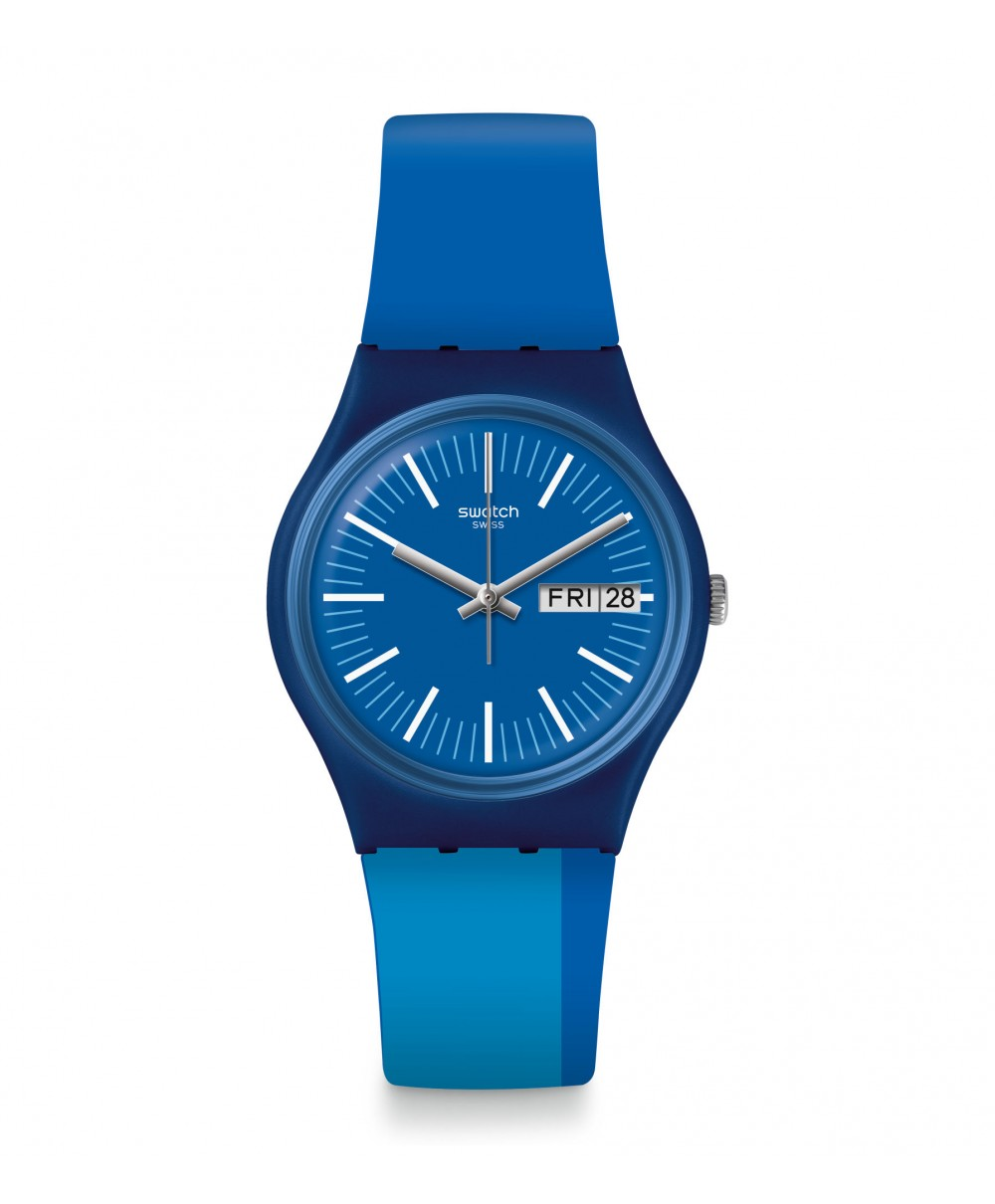 Reloj Swatch Tokyo 2020 Blue GZ708