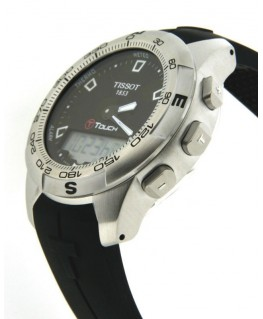 Reloj Tissot T-touch Ii Stainless Steel
