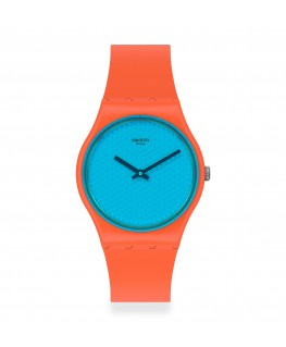 Reloj Swatch Urban Blue GO121