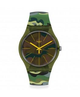 Reloj Swatch Camouforest SUOG 114