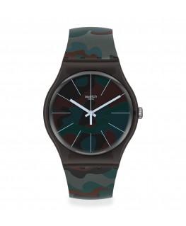 Reloj Swatch Camoucity SUOB 175