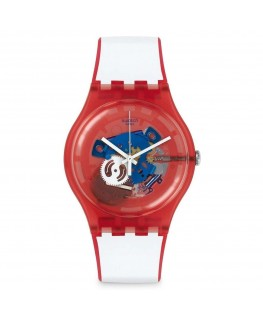 Reloj Swatch Clownfish Red SUOR102