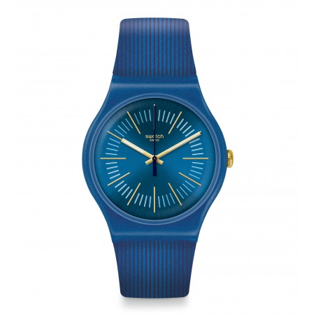 Reloj Swatch Cyderalblue SUON143