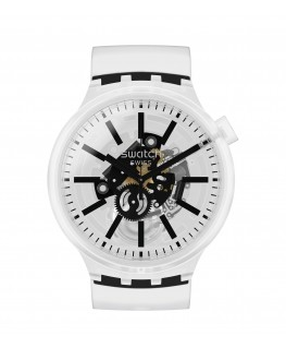 Reloj Swatch Blackinjelly SO27E101