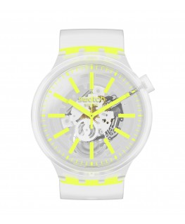 Reloj Swatch Yellowinjelly SO27E103