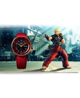 Reloj Seiko 5 Sports SRPF20 Ken Street Fighter