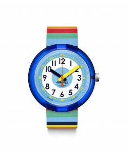 Reloj Flik Flak Stripybow FPNP056