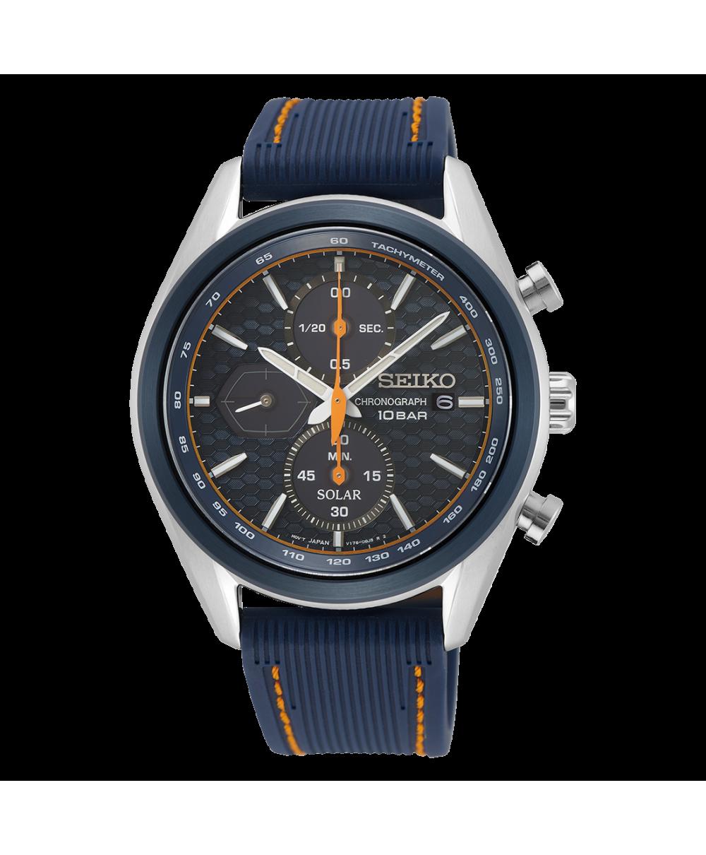 Reloj Seiko Solar Prospex Machina Sportiva SSC775P1