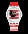 Reloj Swatch Mousse Mariniere GZ352