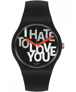 Reloj Swatch Hate 2 Love SUOB185