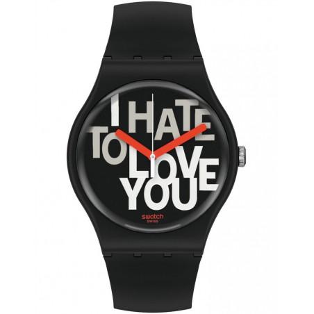 Reloj Swatch Hate 2 Love SUOB185