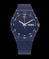 Reloj Swatch Over Blue GN726