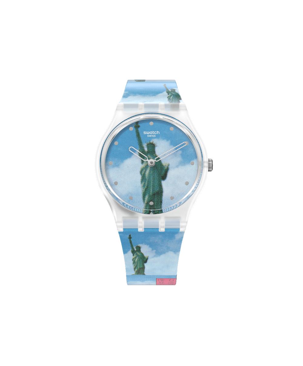 Reloj Swatch Moma New York By Tadanori Yokoo