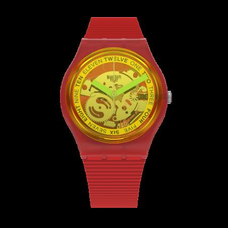 Reloj Swatch Retro-Rosso GR185