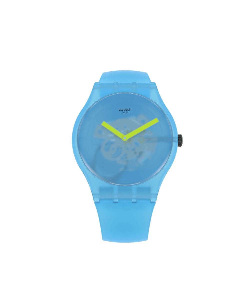 Reloj Swatch Ocean Blur SUOS112