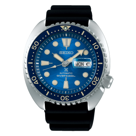 Reloj Seiko Prospex Save the Ocean SRPE07K1