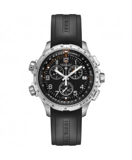 Reloj Hamilton X-Wind GMT Chrono Quartz H77912335