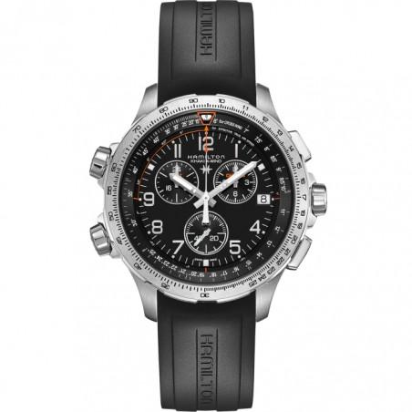 Reloj Hamilton X-Wind GMT Chrono Quartz H77912335