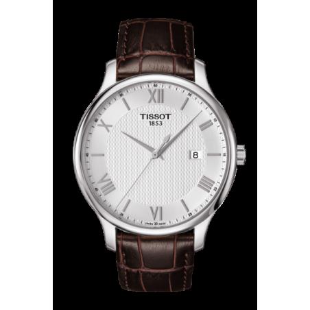 Reloj Tissot Tradition Plateado
