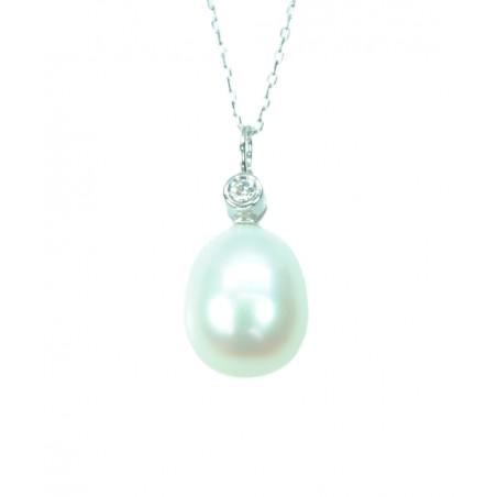 Colgante Oro Blanco 556857-9