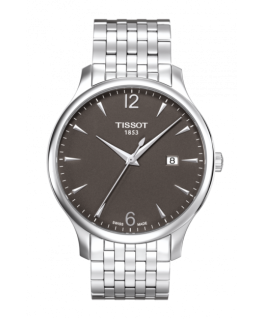Reloj Tissot Tradition Marrón